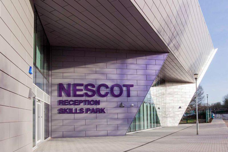 Nescot-reception