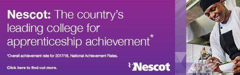 Nescot achieve