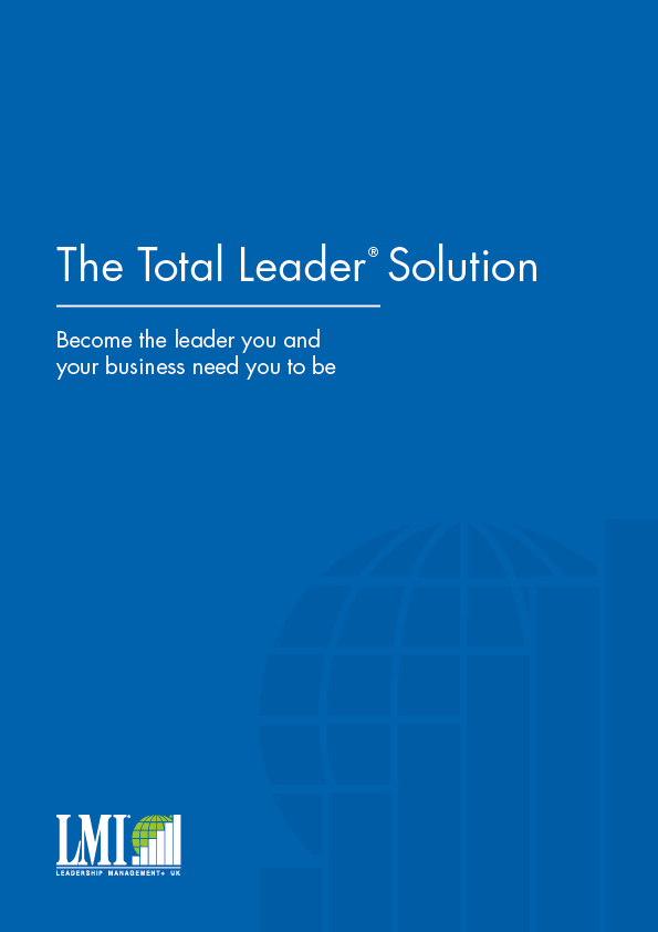 Total Leader cover