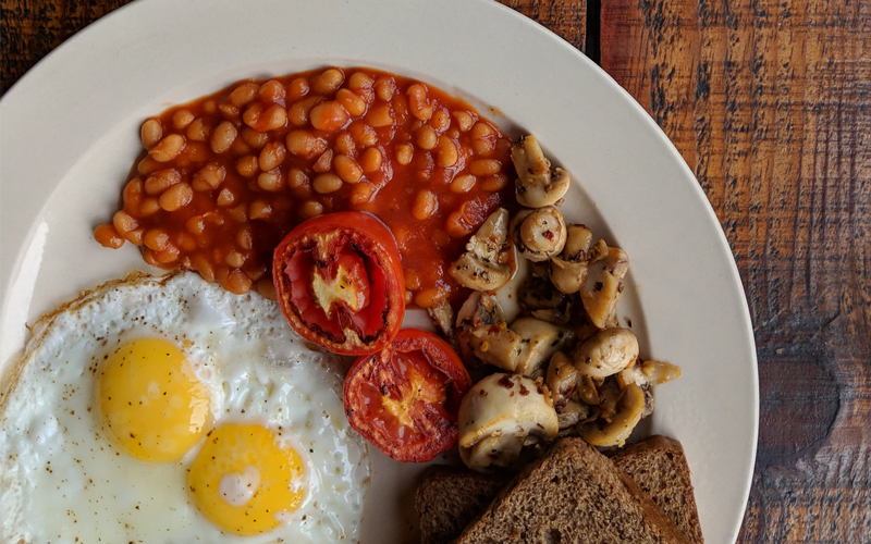VISION – The breakfast of champions